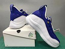 """Баскетбольные кроссовки Curry 8 """"Blue"""" (40-46), фото 3"""