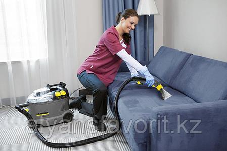 Puzzi 8/1 C - моющий пылесос ( для мягкой мебели и текстиля), фото 2