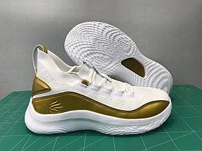 """Баскетбольные кроссовки Curry 8 """"Bronze"""" (40-46)"""