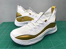 """Баскетбольные кроссовки Curry 8 """"Bronze"""" (40-46), фото 2"""