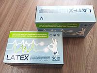 Перчатки латексные MediOk. 87089717702 (Wapp)