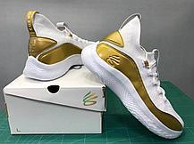"""Баскетбольные кроссовки Curry 8 """"Bronze"""" (40-46), фото 3"""