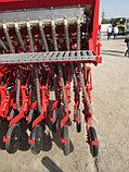 Сеялка зерновая механическая Анастасия 4 навесная, фото 6