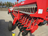Сеялка зерновая механическая Анастасия 4 прицепная, фото 2