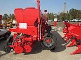 Сеялка зерновая механическая Анастасия 4 прицепная, фото 4