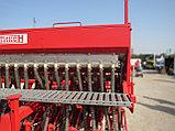 Сеялка зерновая механическая Анастасия 6 навесная, фото 5