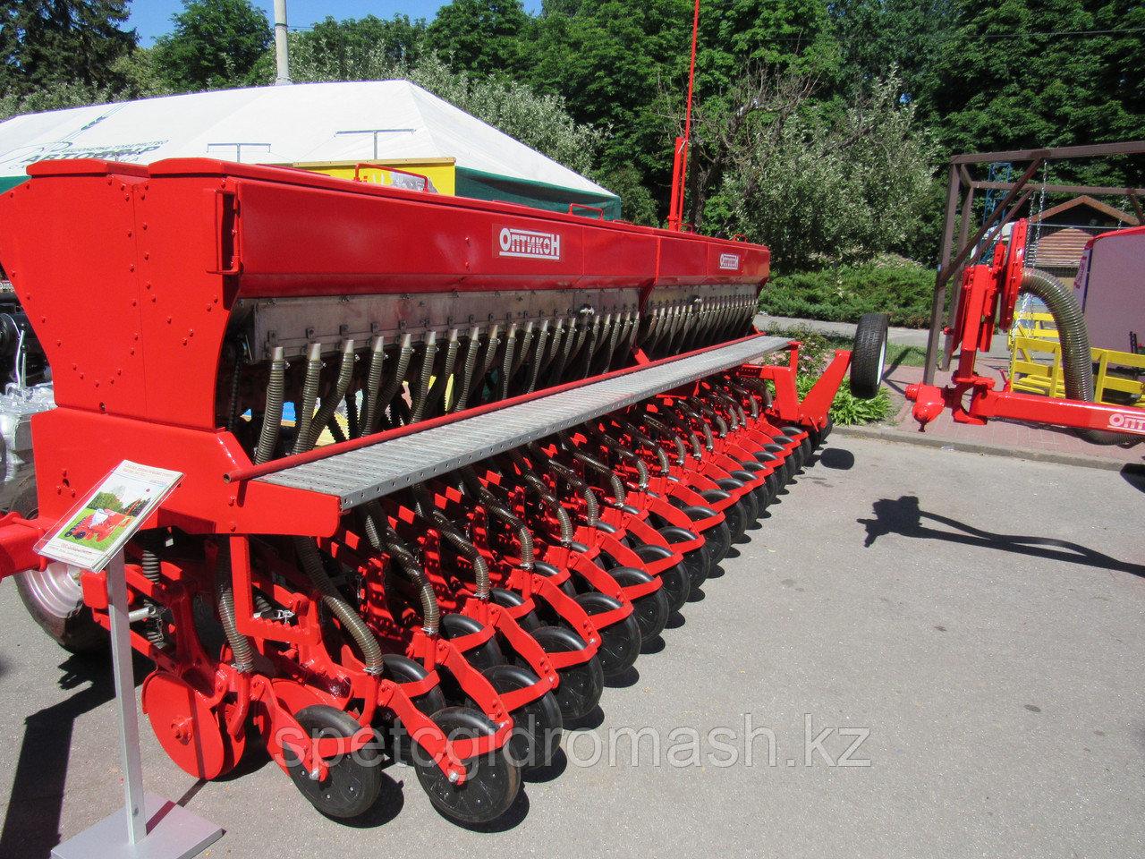 Сеялка зерновая механическая Анастасия 6 прицепная