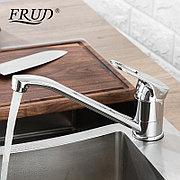 Смеситель для кухни Frud R49104 хром