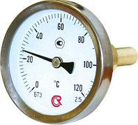 Термометр биметаллический 0-120 С°