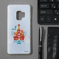 Чехол Red Line iBox Art Samsung Galaxy S9, силиконовый, Щелкунчик №7