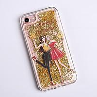 Чехол - шейкер для телефона iPhone 7,8 «Подружки», 6,8 х 14,0 см