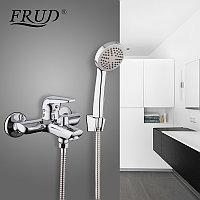 Смеситель для ванны Frud R32102 хром