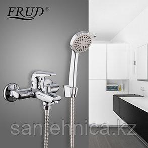 Смеситель для ванны Frud R32102 хром, фото 2