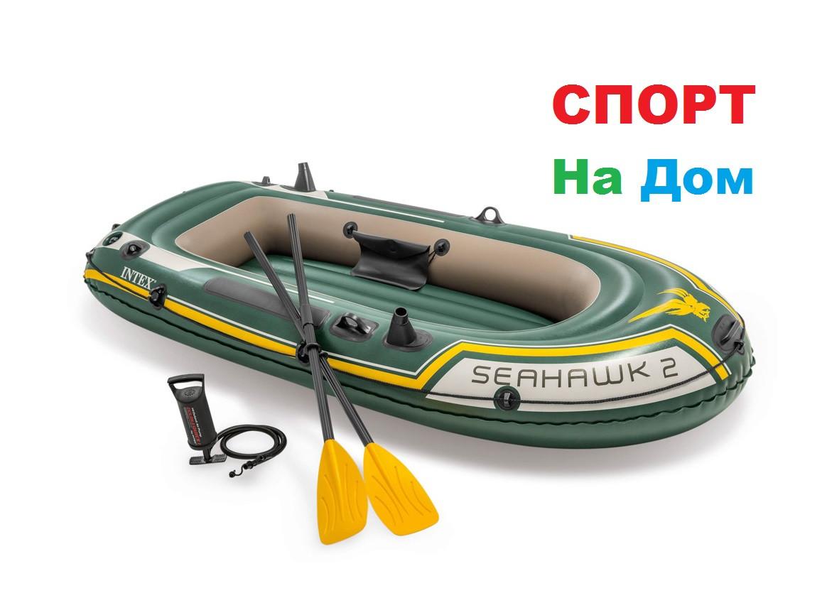 """Надувная лодка """"Seahawk"""" Intex 68347"""