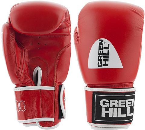 Боксерские перчатки Green HILL, фото 2