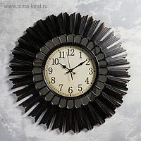 """Часы настенные, серия: Интерьер, """"Альти"""", d=75 см, 3 АА, плавный ход"""