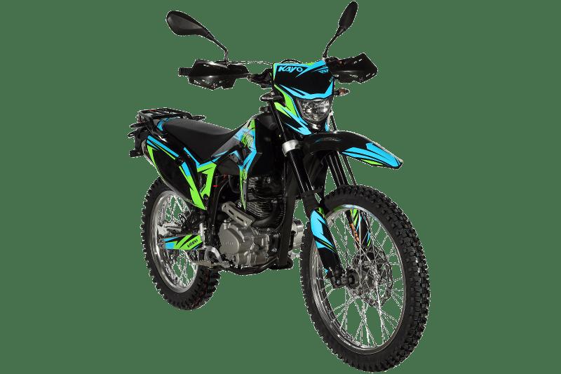 Мотоцикл KAYO T-2 Enduro 250 - фото 2
