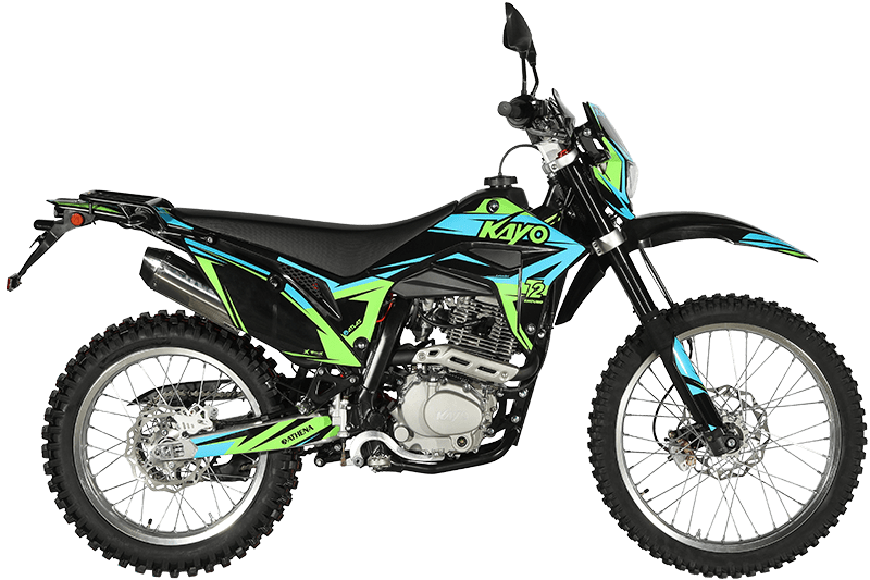 Мотоцикл KAYO T-2 Enduro 250 - фото 1