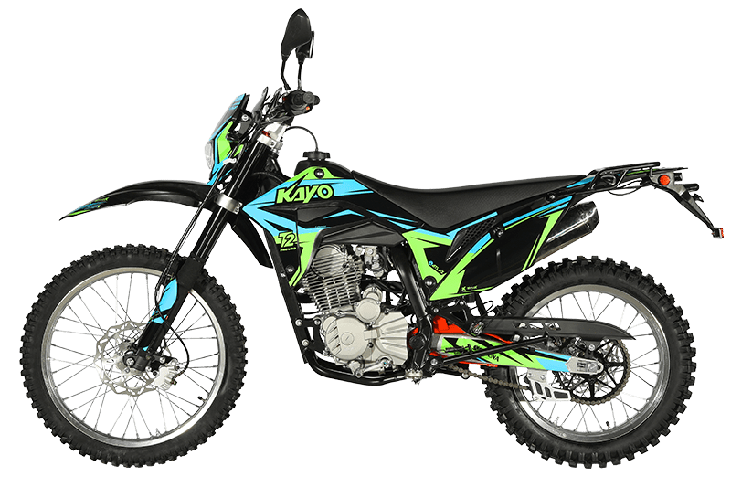 Мотоцикл KAYO T-2 Enduro 250 - фото 3