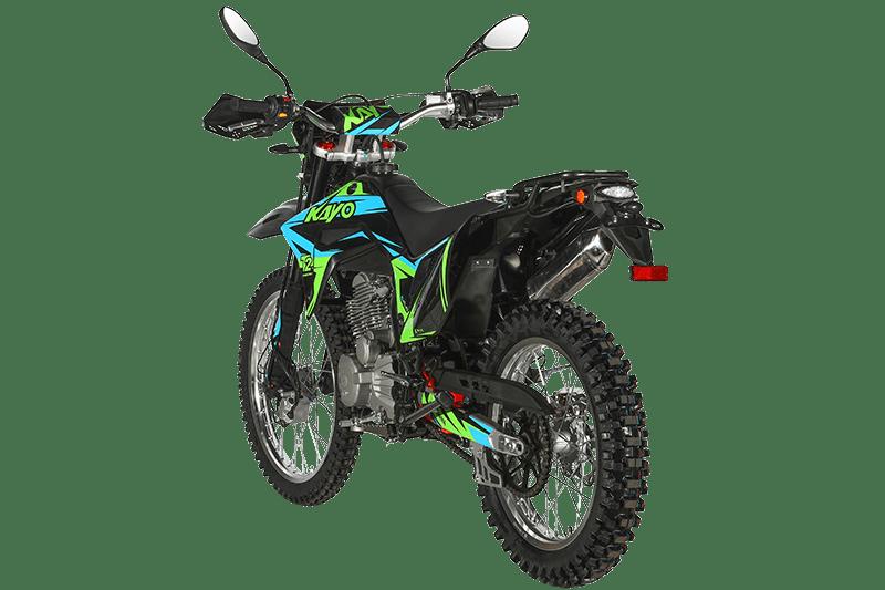 Мотоцикл KAYO T-2 Enduro 250 - фото 4