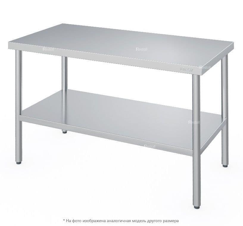Стол производственный Atesy СР-П-1200.800-02