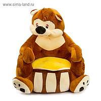 Мягкая игрушка «Сладкоежка-кресло»