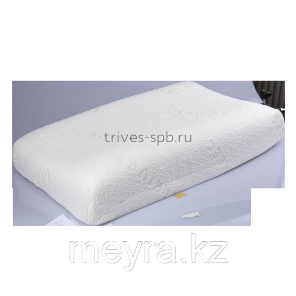 Подушка ортопедическая под голову, с эффектом памяти TRIVES (Россия)