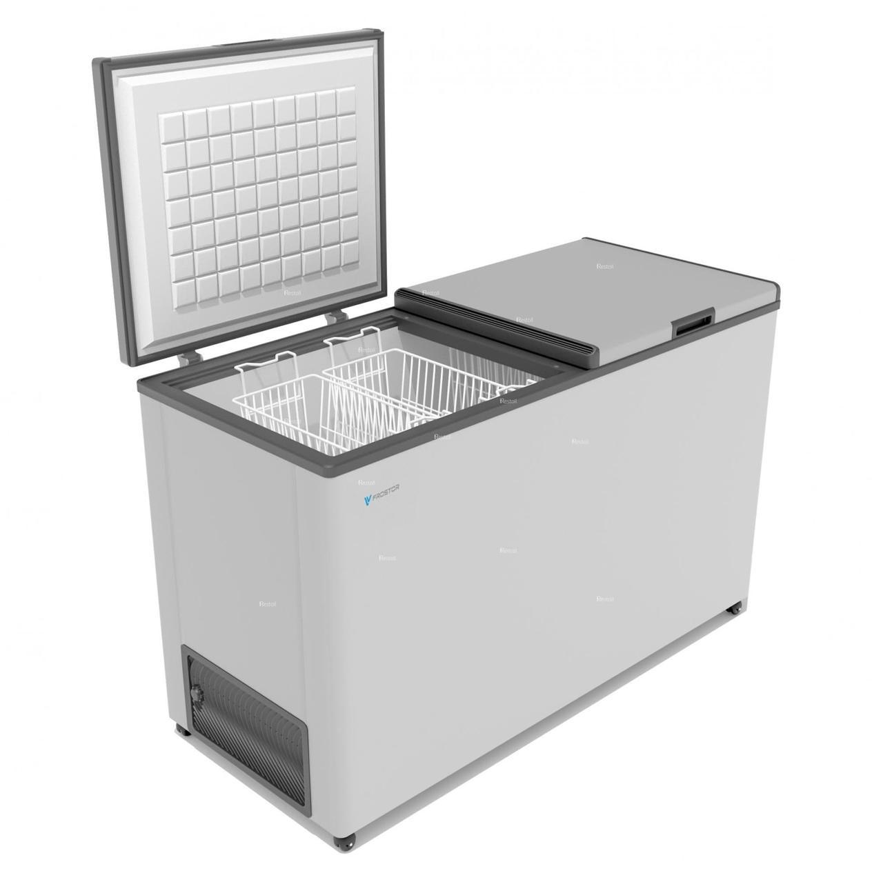 Ларь морозильный F 500 SD NEW