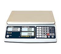 Весы торговые без стойки MAS MR1-15