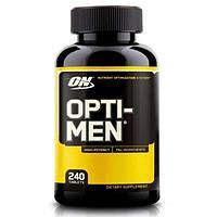 Витамины, Opti men, 240 таблеток