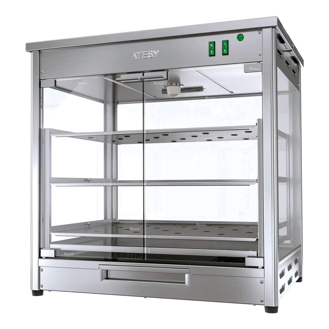 Тепловая витрина Atesy ВК-4-01