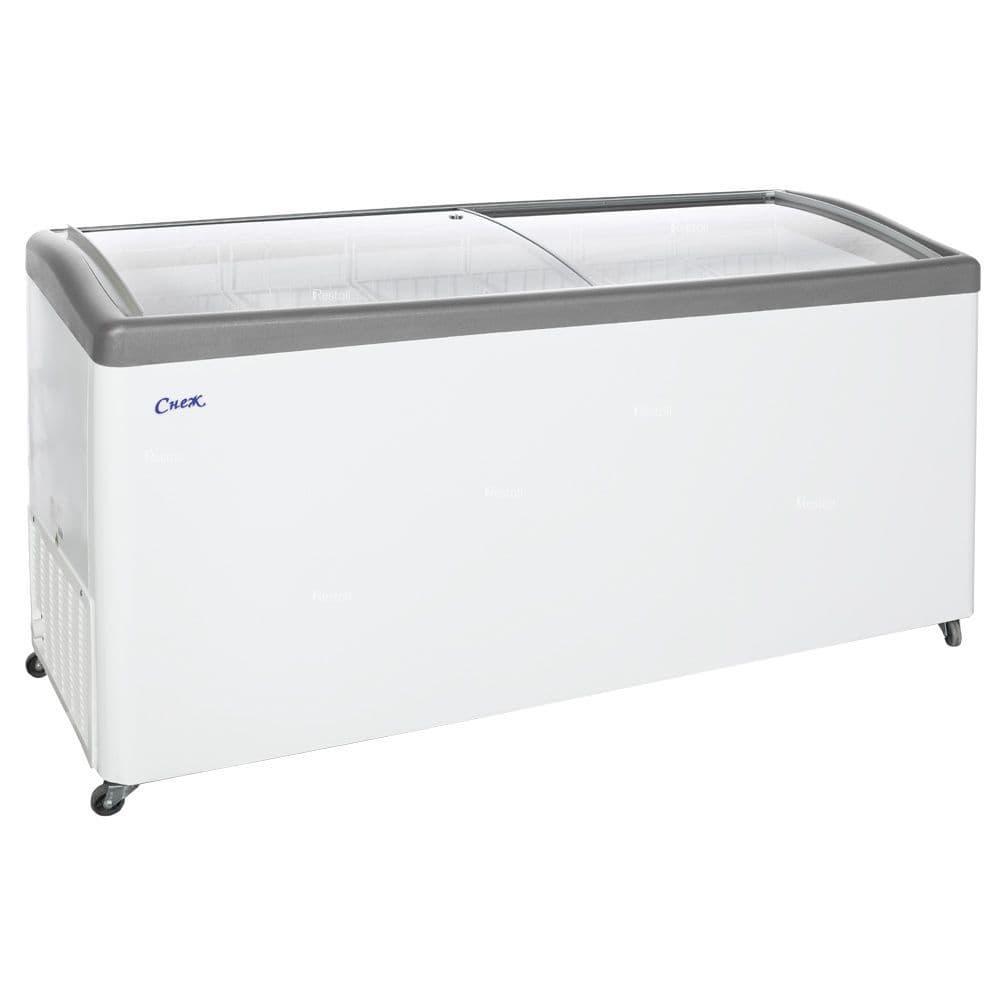 Ларь морозильный Снеж МЛГ-600 серый