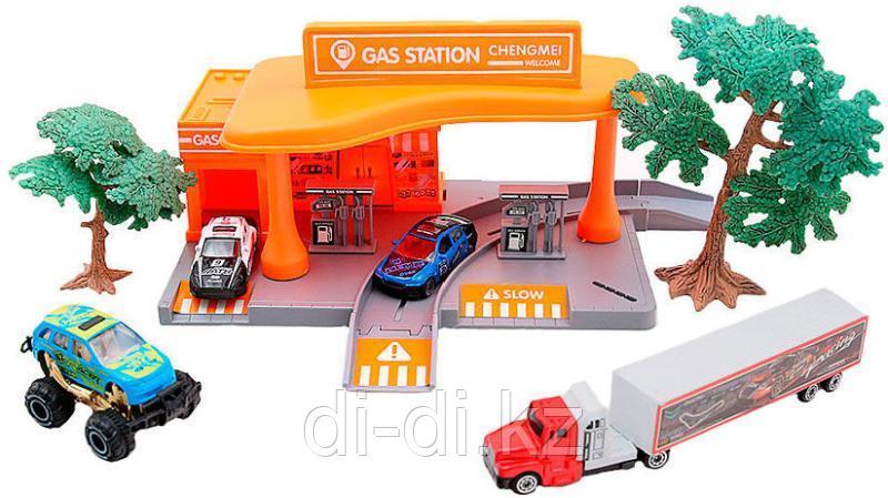 Паркинг Gasoline Stand CM559-52