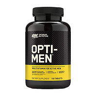 Витамины, Opti men, 150 таблеток