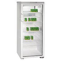 Шкаф холодильный Бирюса 290 со стеклянной дверью