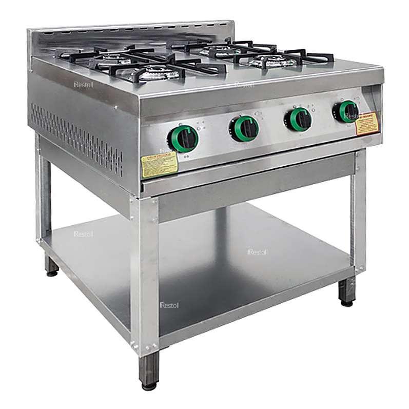 Плита газовая Пищевые Технологии ПГ-4-01