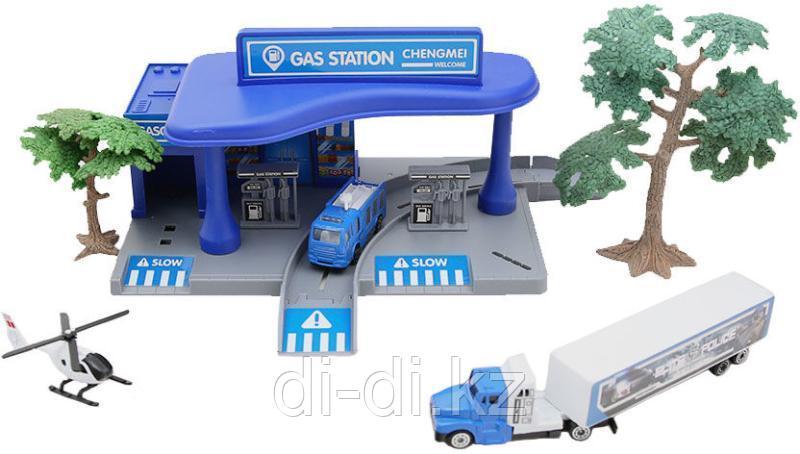 GS Автозаправка Police CM559-32
