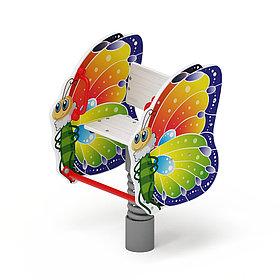 Качалка на пружине Бабочка ИО 22.01.01-01 (ИО 204)