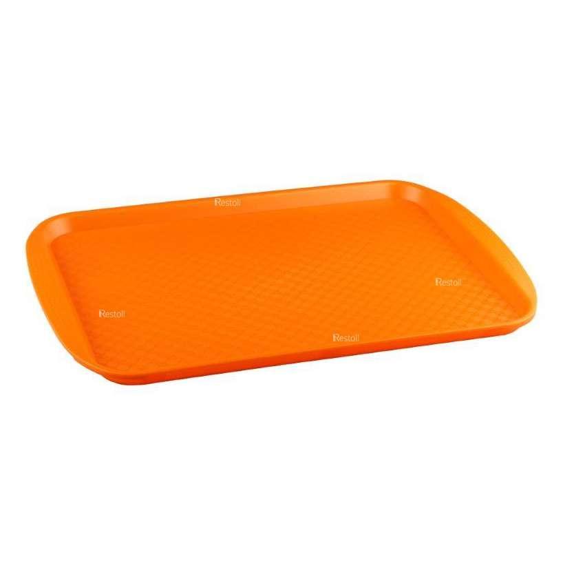Поднос Restola 420х300, оранжевый