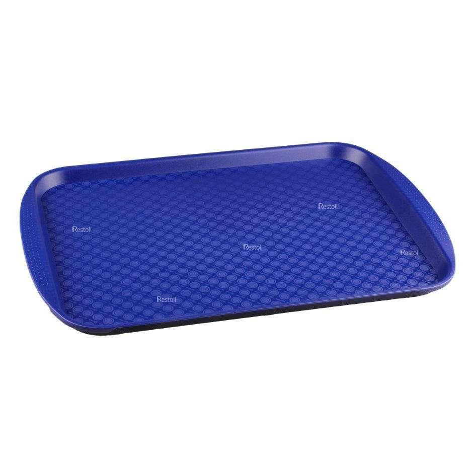 Поднос Restola 450х350, синий