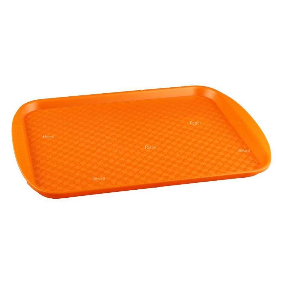 Поднос Restola 450х350, оранжевый