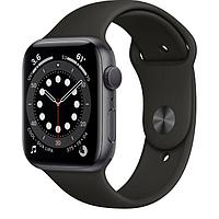 СМАРТ ЧАСЫ APPLE WATCH SERIES 6 GPS 44MM SPACE GRAY ALUMIN Б\У