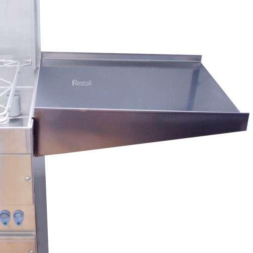 Стол к посудомоечной машине Odriks PLM3K