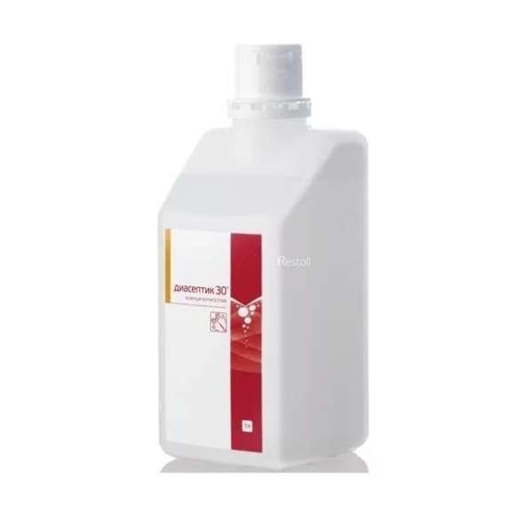 Жидкость для дезинфектора Arismo Диасептик-30, 1л