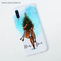 Чехол для телефона Samsung A50 «Новый Год», 7,5 × 15,85 см
