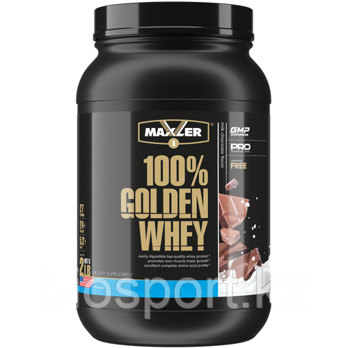 Протеин 100% Golden Whey, 908 грамм