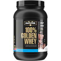 Протеин 100% Golden Whey, 908 грамм Клубника