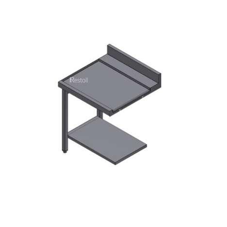 Стол для посудомоечной машины Kayman СПМ-112/0707 П