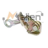 Зажим монтажный (лягушка) МЗЛ-10 (диаметр провода 1,0-10мм, нагрузка до 500 кг) МАЛИЕН