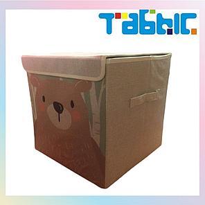 Органайзер детский для игрушек МИШКА, фото 2